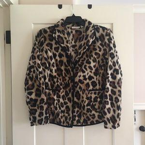 Susan Graver Fleece Jacket